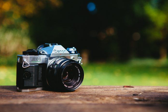 Small business of digital photography