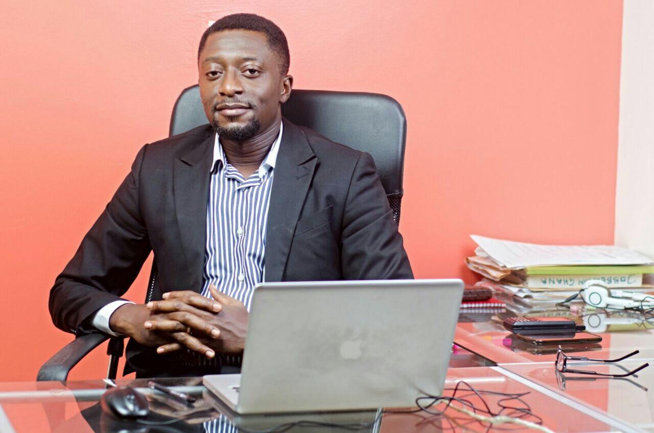 Appiah Kubi Jobberman Ghana