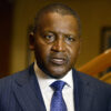 Aliko Dangote richest in Africa