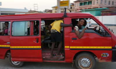 make money trotro mate and driver